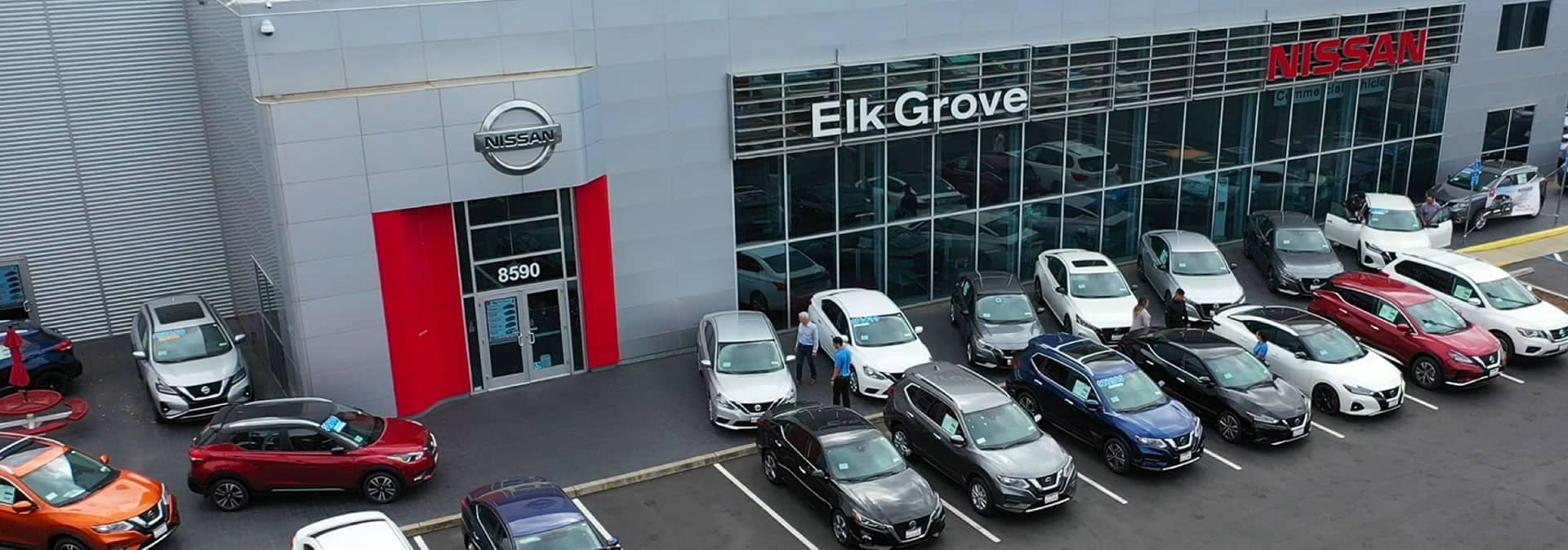 elk-grove-nissan-exterior-view-of-the-dealership
