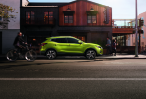 2020 Nissan Rogue Sport Exterior
