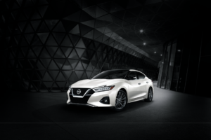 2021 Nissan Maxima in Pearl White TriCoat - Copy