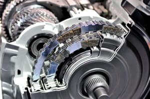 Clean Transmission Gears
