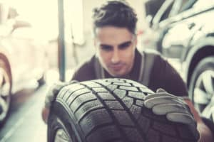 Tire Tread Inspection