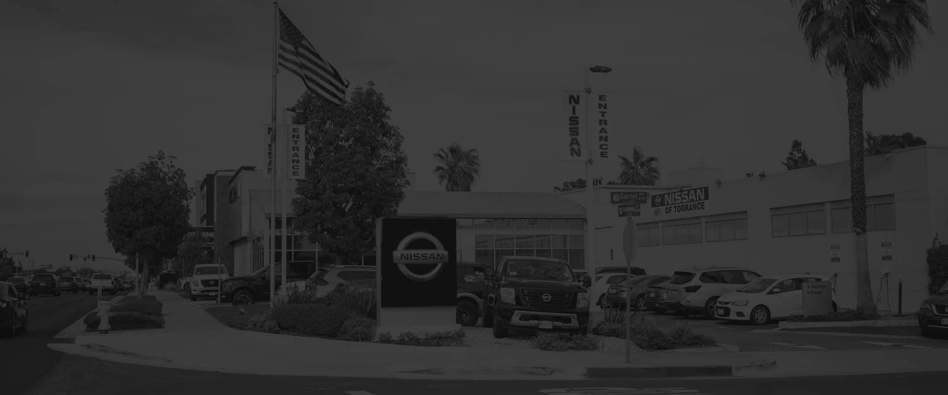 Nissan of Torrance Dealership Image