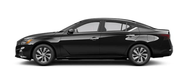 2021 Nissan Altima sideview