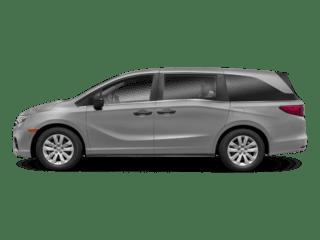 2018-Honda-Odyssey