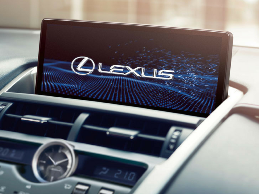 Wifi in Lexus