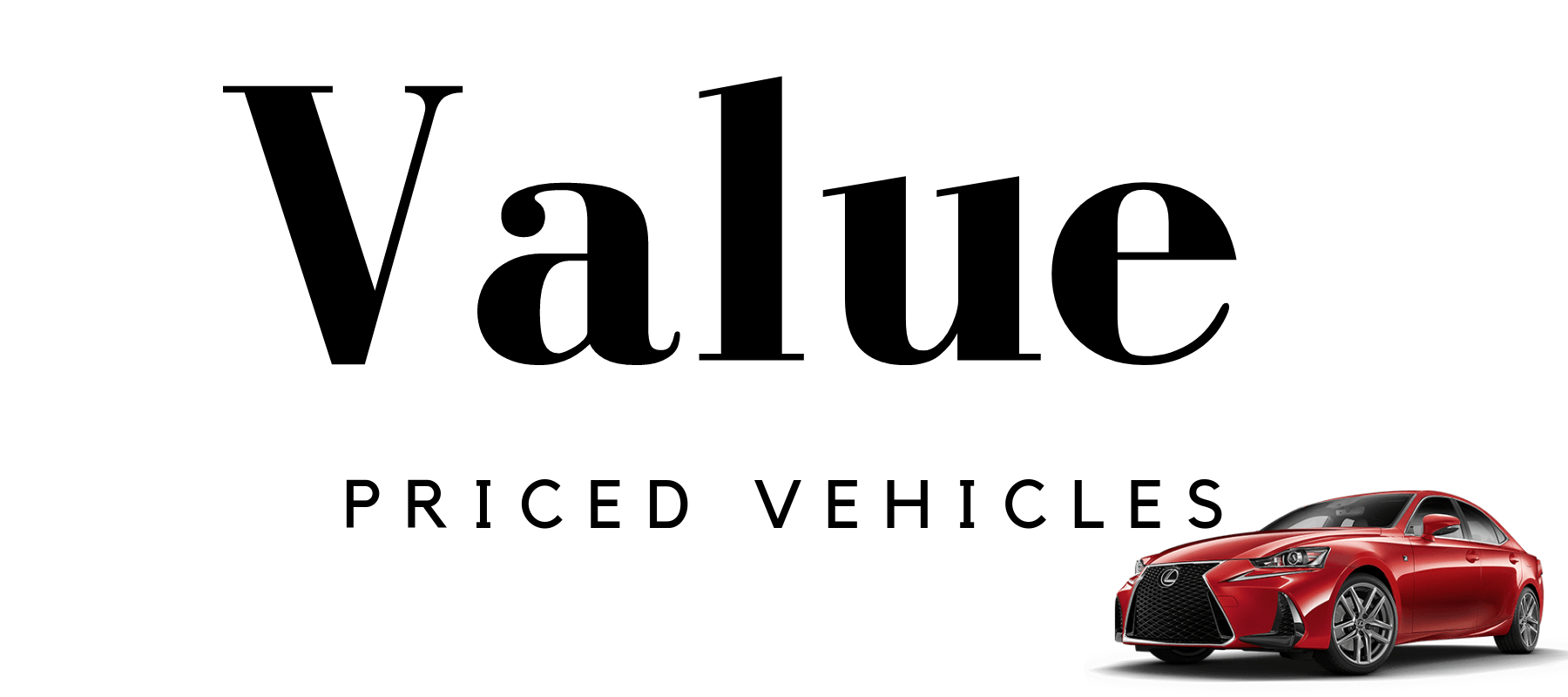 Used Vehicles Priced at $20K or less