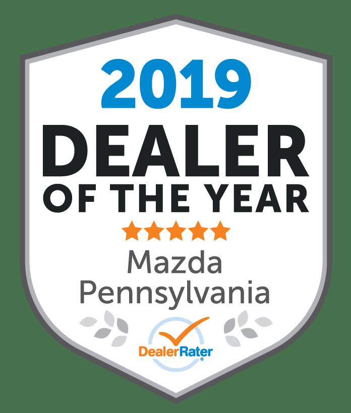 2019 Dealer year