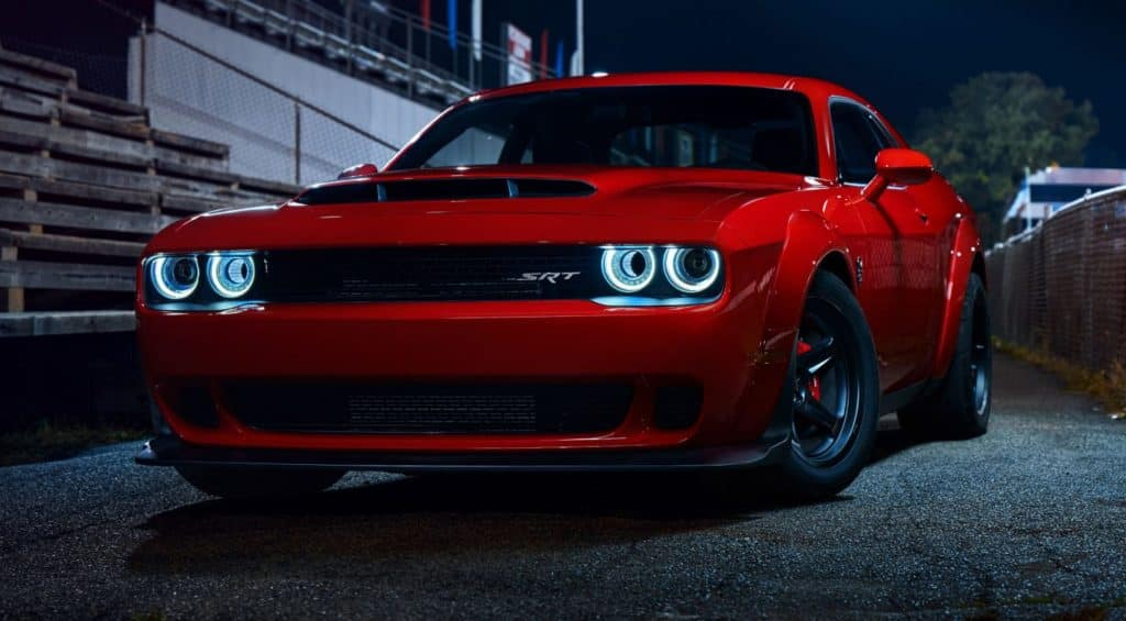2018 Dodge Challenger SRT® Demon