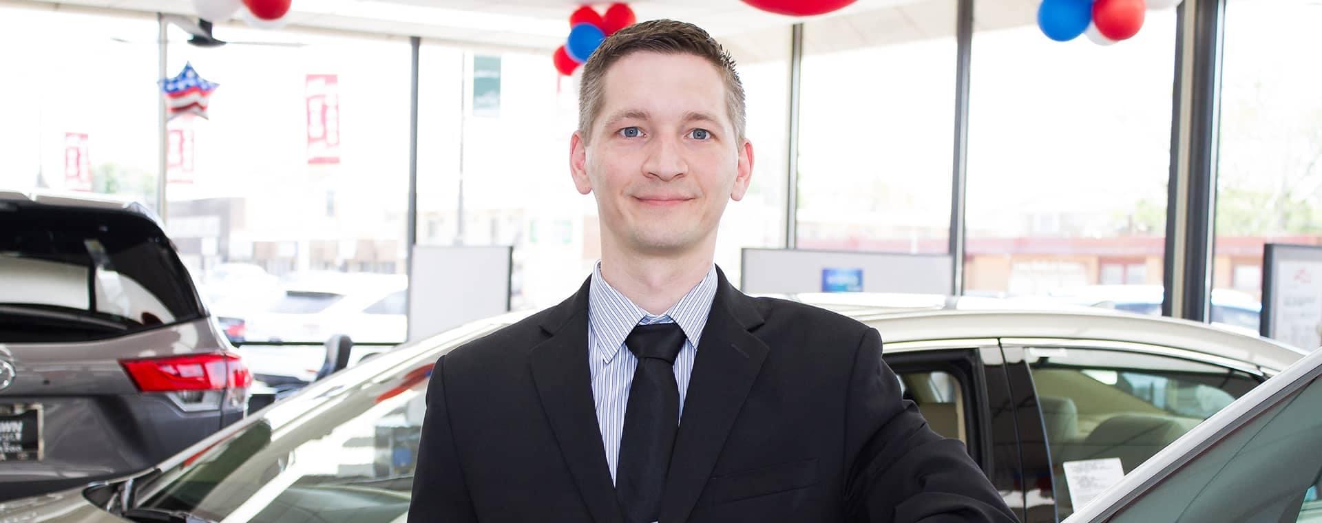 Dave Belanski - Parts Manager-desktop