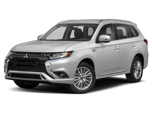 2020 Mitsubishi Outlander PHEV Angled