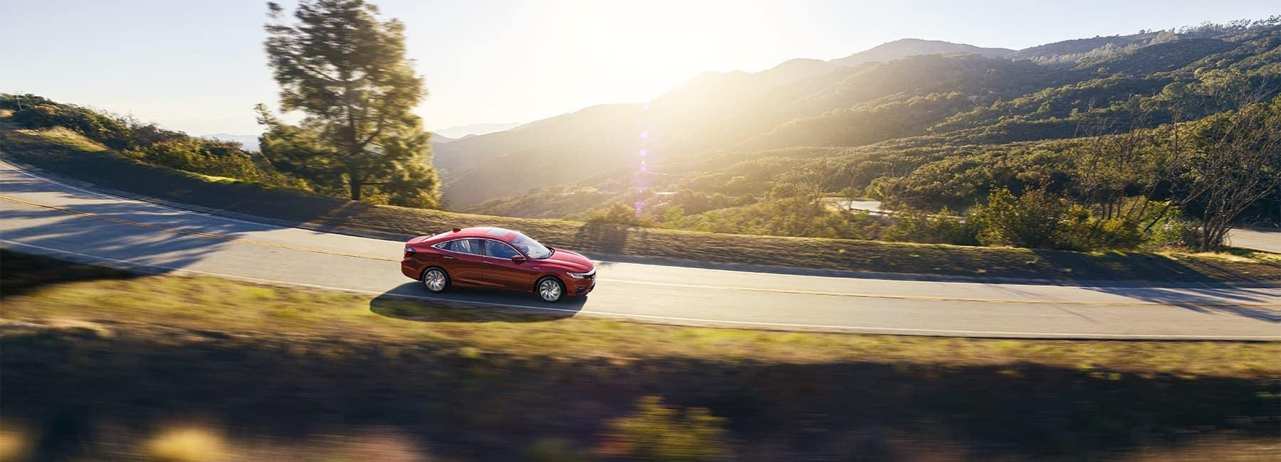 2020 Honda Clarity side View