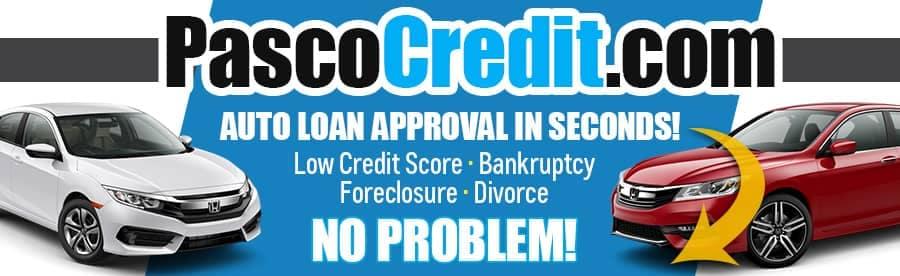 Pasco Credit