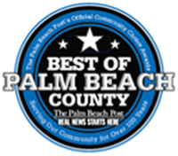 Best of Palm Beach County logo