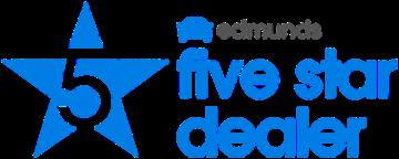 Edmunds Five Star Dealer Logo