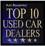 Top 10 Used Car Dealers logo
