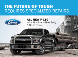 All new Ford F150