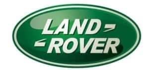 Land Rover brand logo