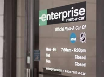 Enterprise sign