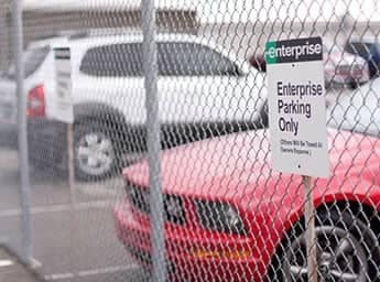 Enterprise car lot