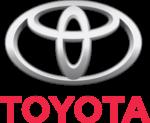Toyota brand logo