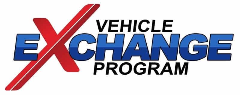Vehicle Exchange Program Logo