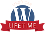 LifeTime Warranty Logo - Used