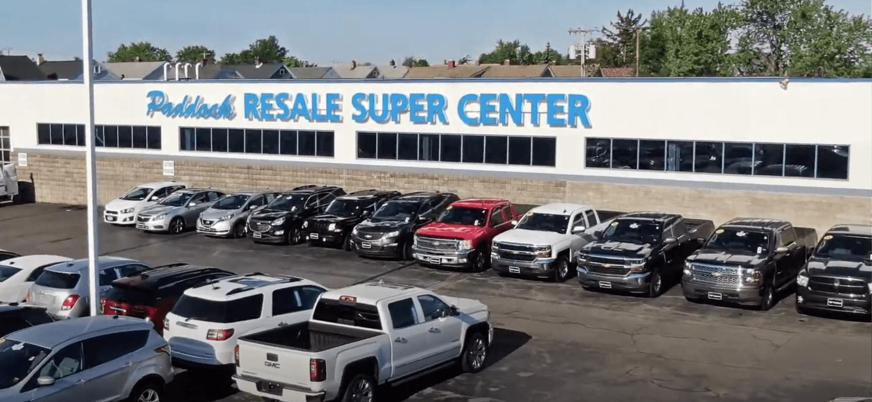 resale super center