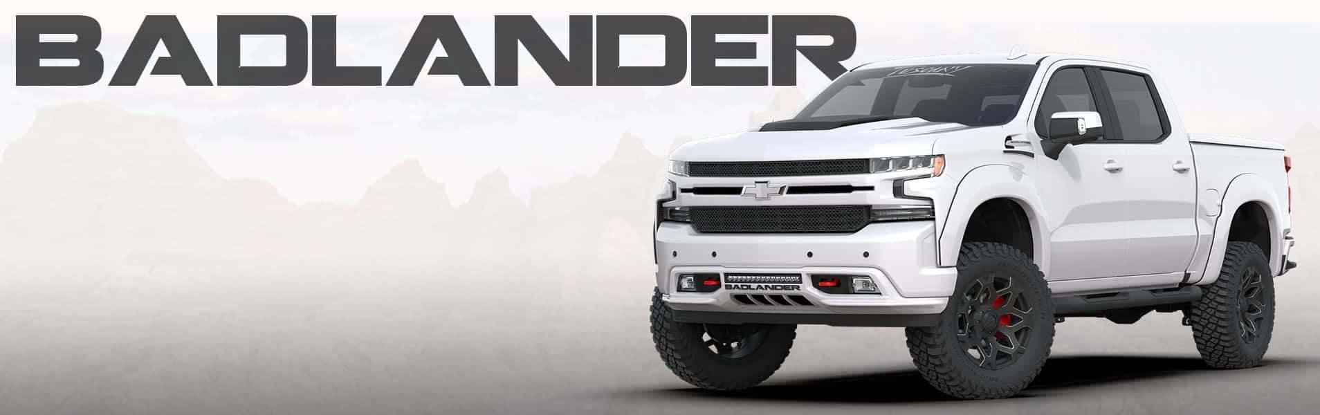 badlander
