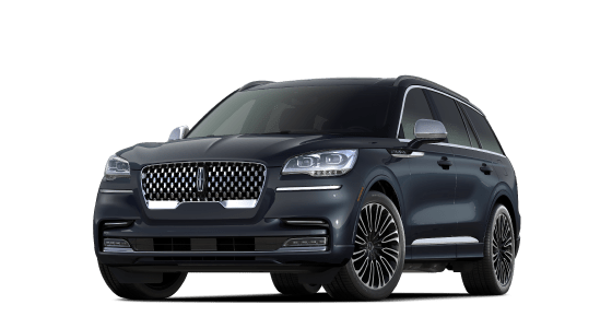 2020 Lincoln Aviator Black Label Hero