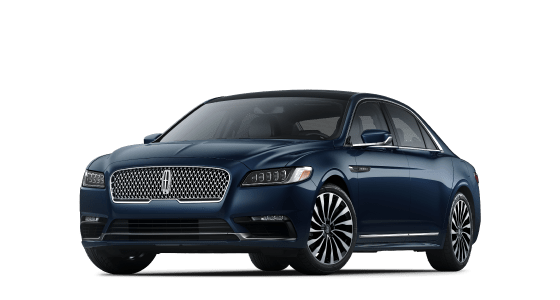 2020 Lincoln Continental Black Label Hero
