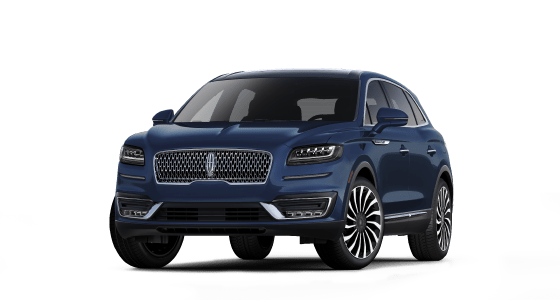 2020 Lincoln Nautilus Black Label Hero