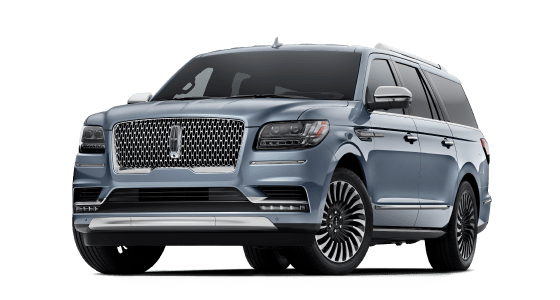 2020 Lincoln Navigator Black Label Hero