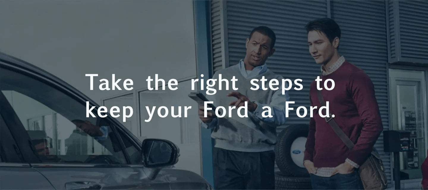 Keep Ford a Ford