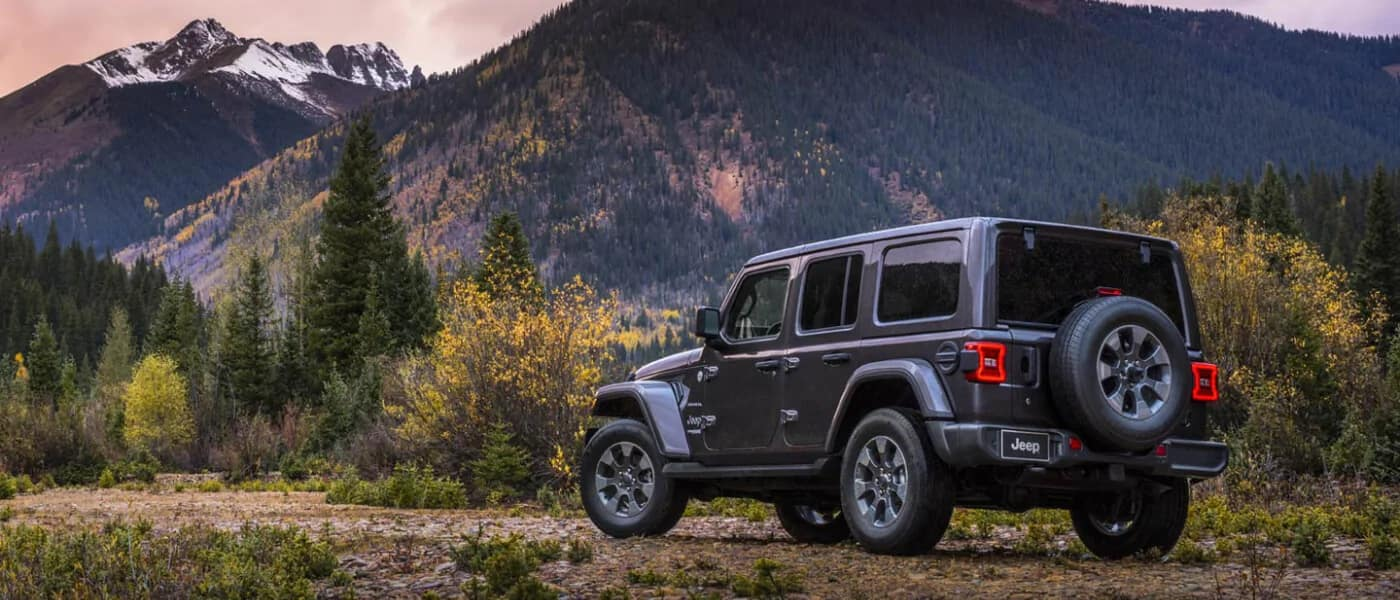 What Are The Differences Between The 2020 Jeep Wrangler Models