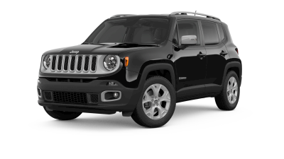 2018 Jeep Renegade limited in black
