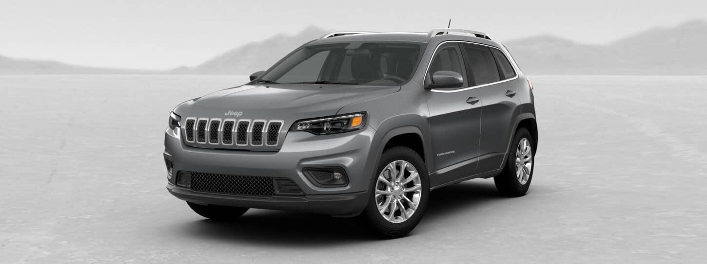 2019 Cherokee Latitude FWD