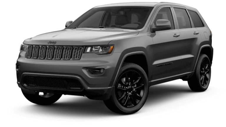 2019 Jeep Grand Cherokee Altitude in Sting Gray