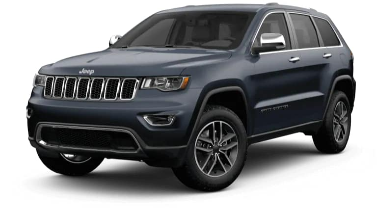 2019 Jeep Grand Cherokee Limited in Slate Blue