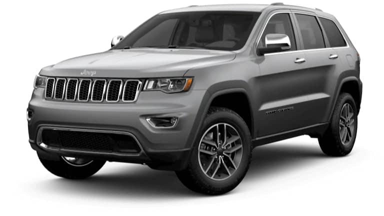 2019 Jeep Grand Cherokee Silver