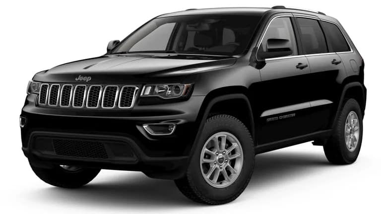 2019 Jeep Grand Cherokee in Black