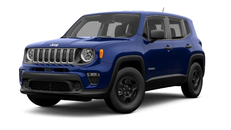 2019 Jeep Renegade Sport Blue