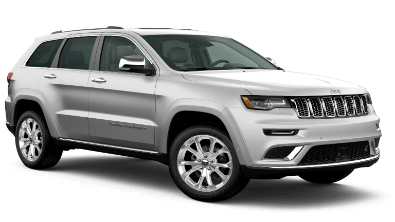 2020 Jeep Grand Cherokee SRT in white