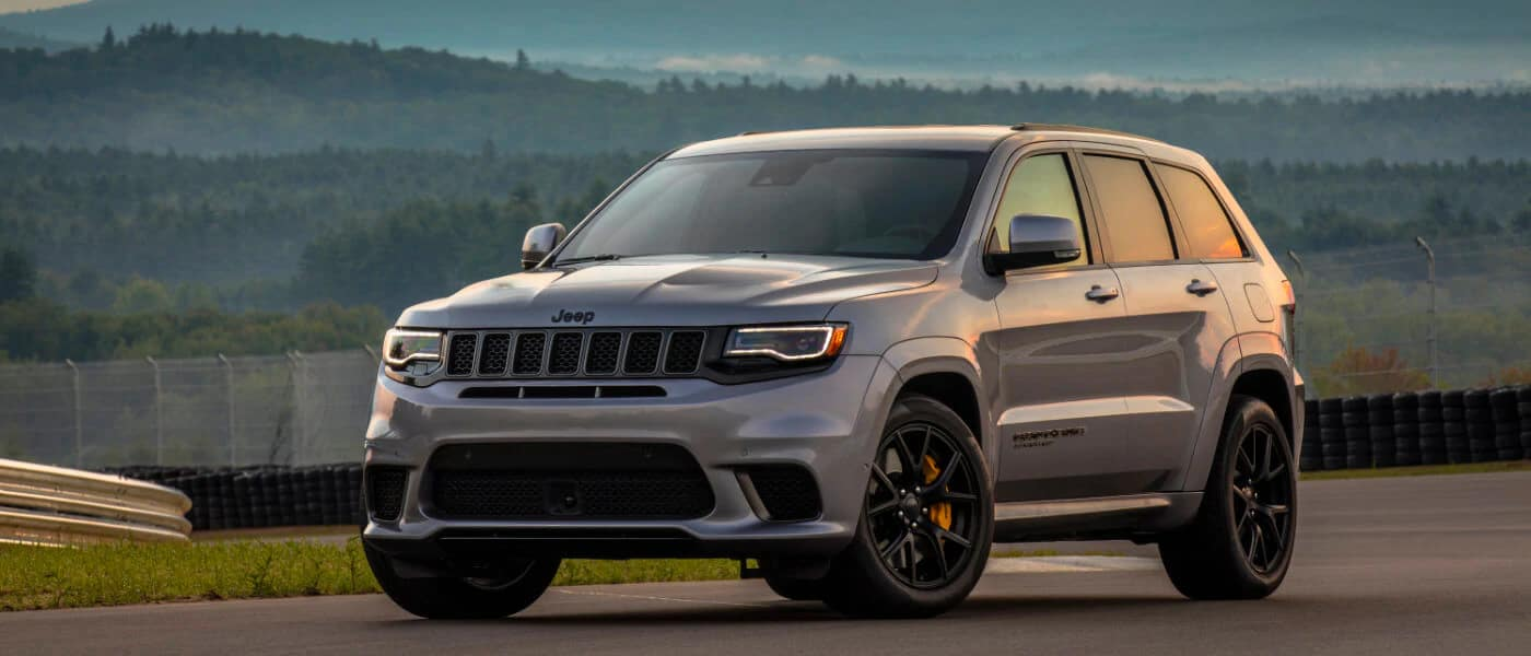2020 Grand Cherokee Specs and Review