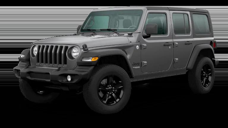 2020 Jeep Wrangler Sport Altitude in Granite