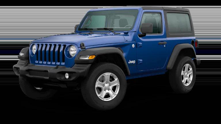 2020 Jeep Wrangler Sport S in OceanBlue