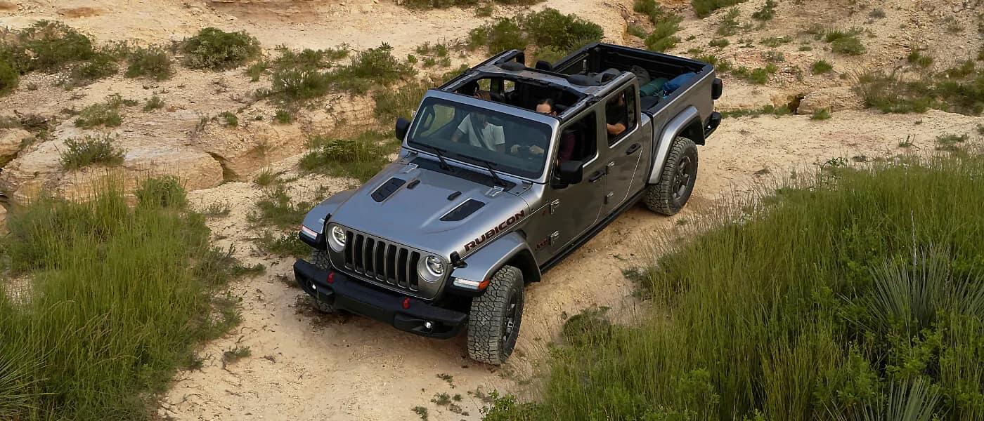 2020 Jeep Gladiator Trims Sport Vs Sport S Vs Overland