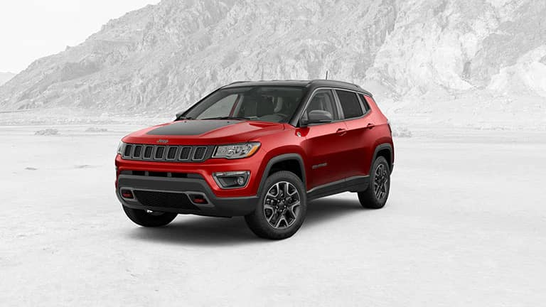 2020 Jeep Compass Trims Sport Vs Latitude Vs Altitude Vs