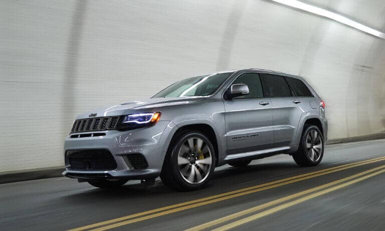 2019 Jeep Grand Cherokee Exterior Tunnel