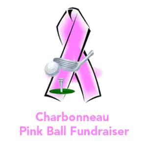Charbonneau Pink Ball Fundraiser