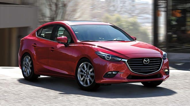 2018 Mazda3 - Get up $1500 Off - Cash Purchase